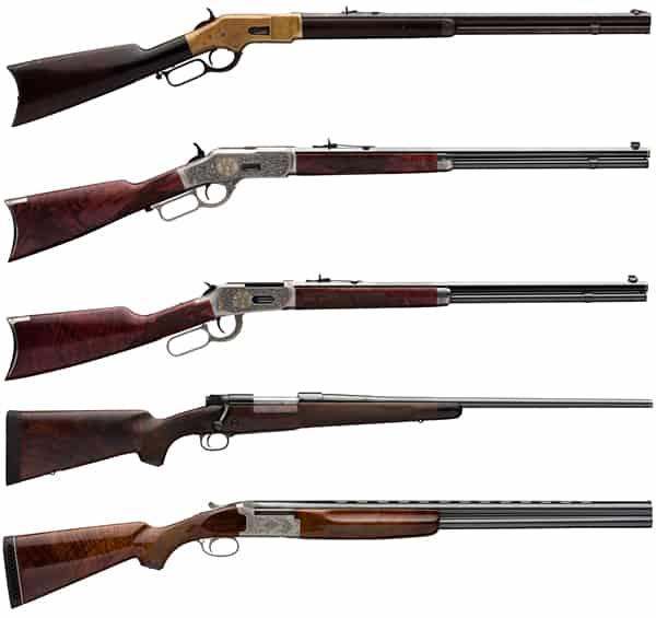 Winchester Commemorative Rifles
