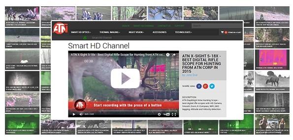 ATN Smart HD Channel