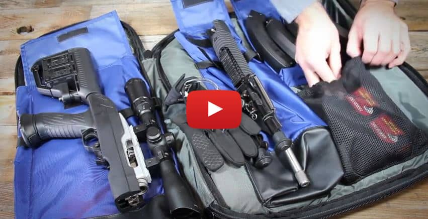 Copper Basin Ruger 10-22 Takedown Backpack