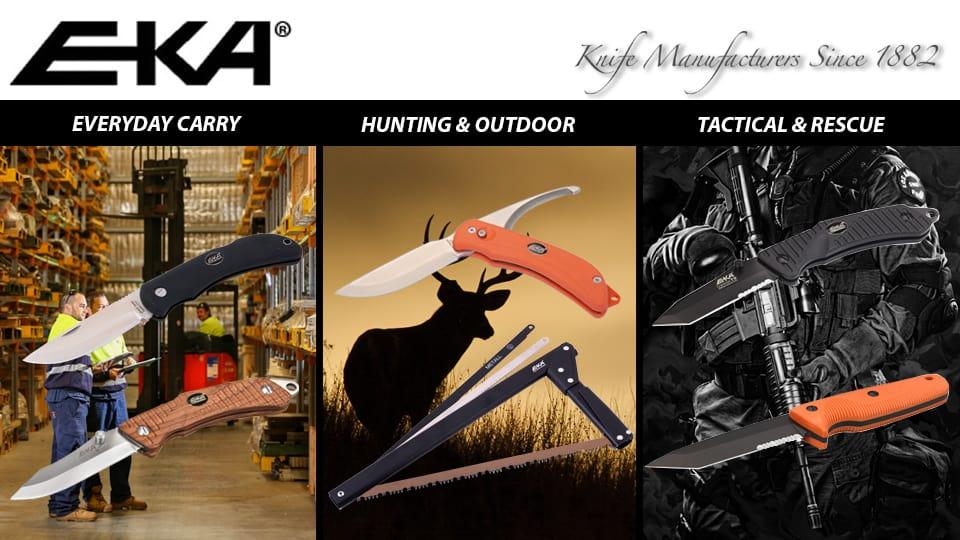 EKA Knife Manufacturer