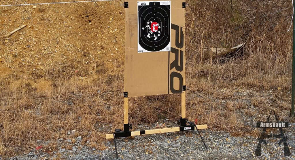 P3 Ultimate Target Stand Accommodates all Target Sizes