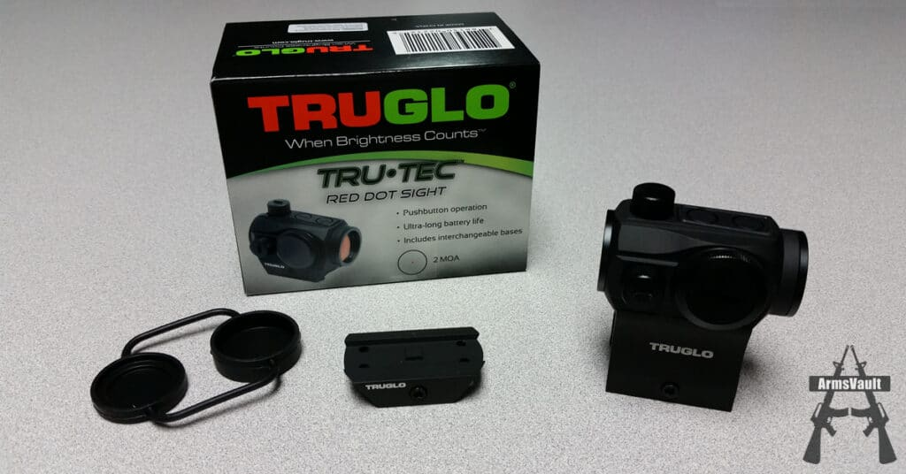 TruGlo TRU-TEC Red Dot Sight