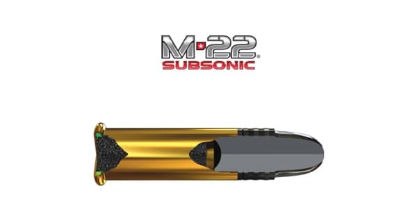 Winchester M-22 Subsonic
