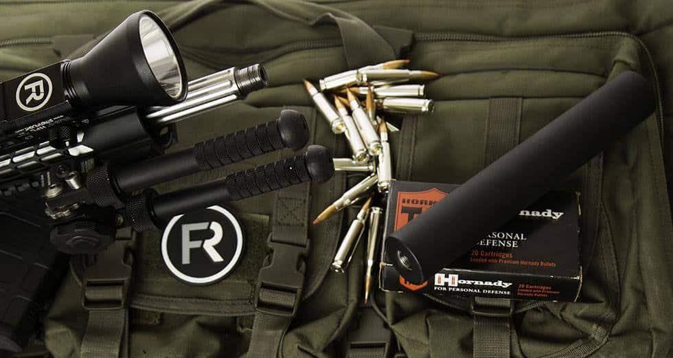 Radical Firearms Suppressor