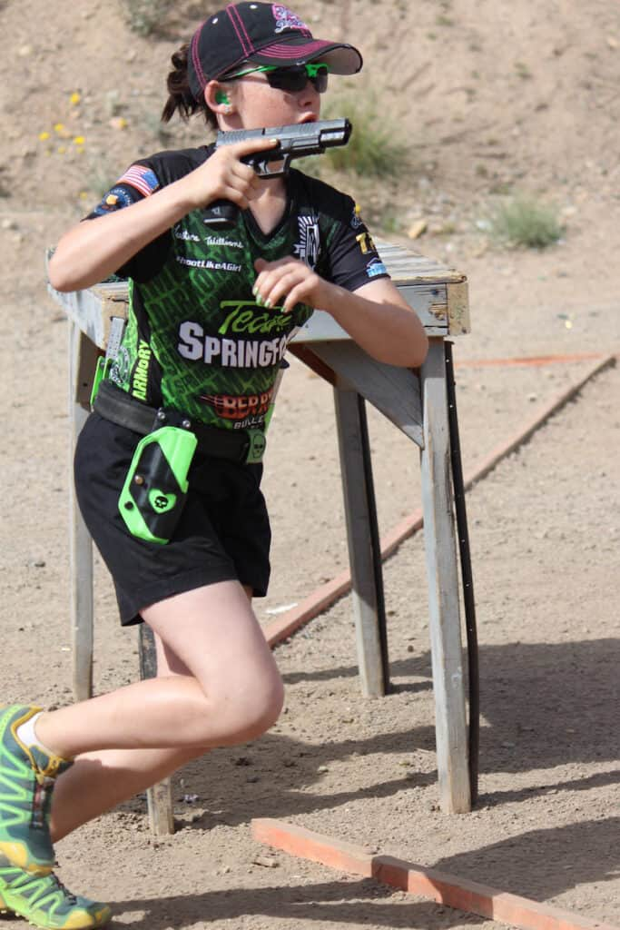 Team Springfield - Justine Williams