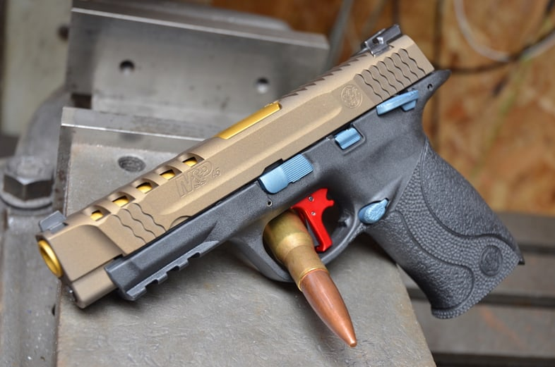 Apex Customized MP45 Raffle