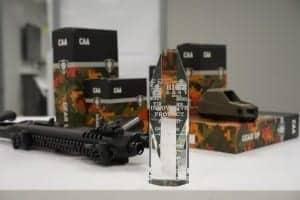 CAA wins Big 3 East Writers Choice Award Spring of 2016