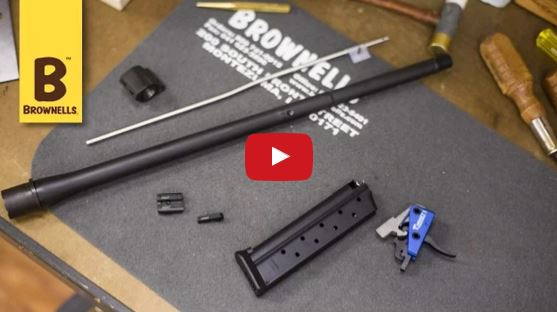 Brownells New Products – Bravo Company, TRUGLO, Timney