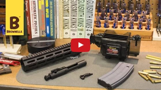 Brownells New Products - Midwest Industries, Kinetic Development