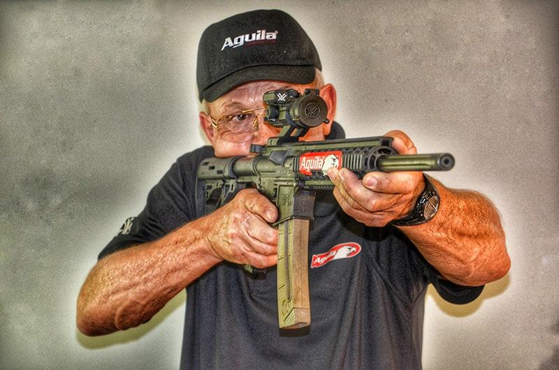 Jerry Miculek - Aguila Ammunition Pro Staff Team