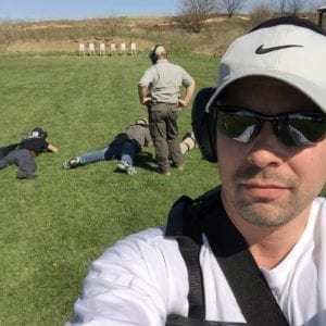 Mark Kakkuri at Gunsite 123 Carbine Class