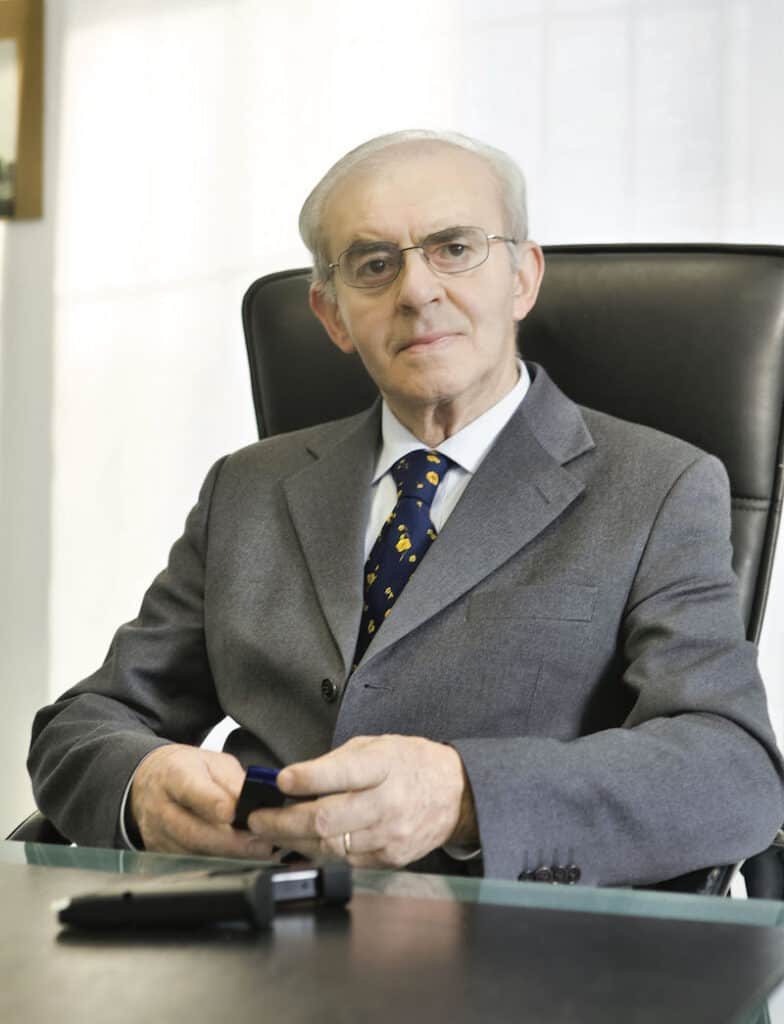 MEC-GAR Founder Edoardo Racheli