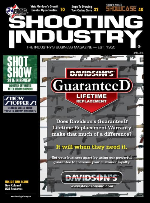 Shooting Industry April 2016