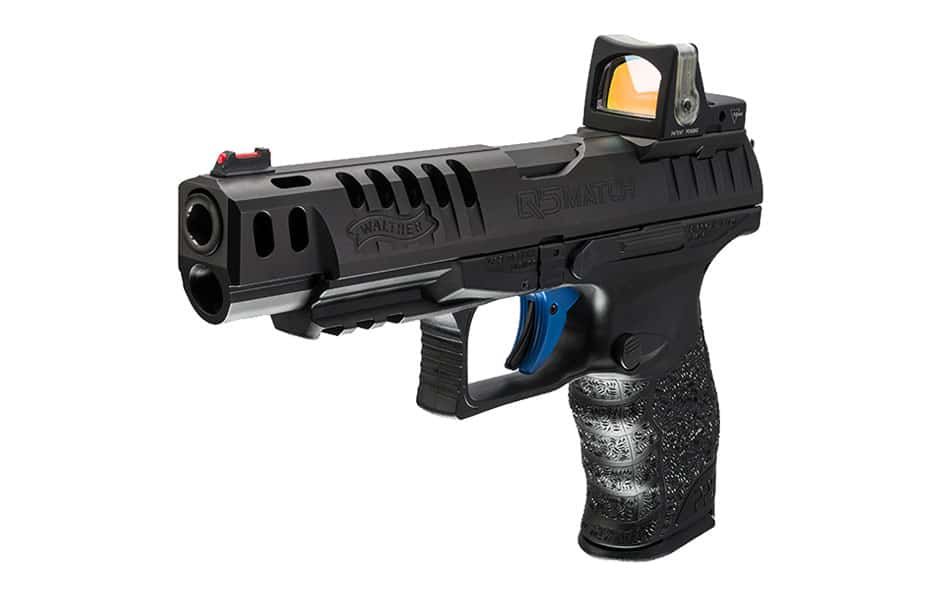 Walther Q5 Match Performance Pistol