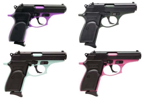 Bersa Thunder 380 Colors