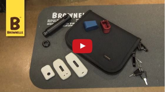 Henning Shop Glock 43 Magazine Extension at Brownells