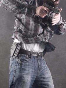 High Threat Concealment EVO Holster