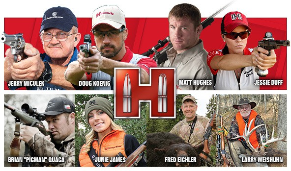 Hornady at 2016 NRA Show