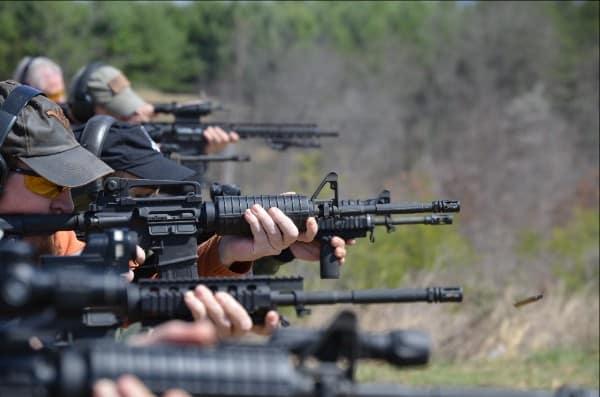 LUCID Optics Sponsors NRA Americas Rifle Challenge