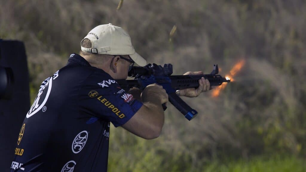 Mark Hanish 3-Gun Nation Pro Series Qualifier