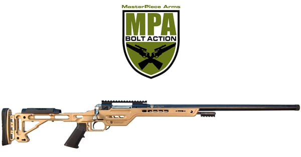 MasterPiece Arms MPA BA Lite PCR Competition Rifle