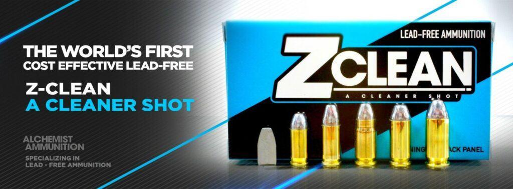 NPA Z-CLEAN Ammunition