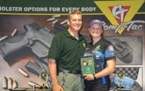Randi Rogers High Lady 2016 TX State IDPA Championship