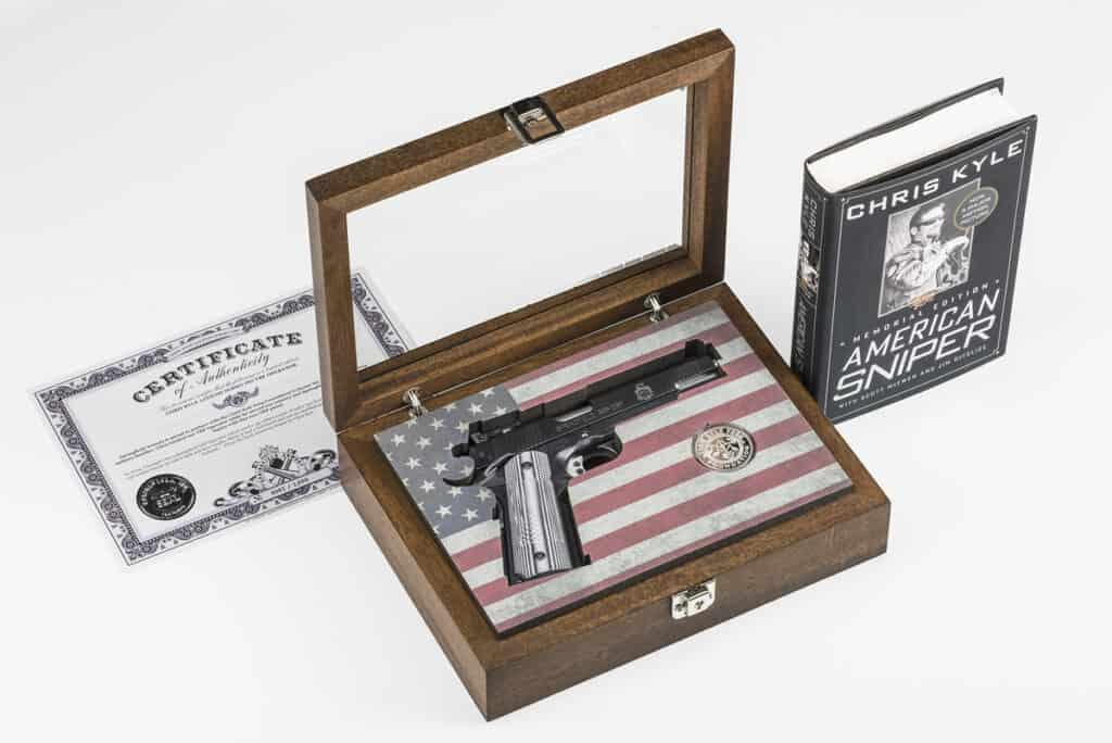 Springfield Armory Chris Kyle 1911 Legend Series TRP Pistol - CK10