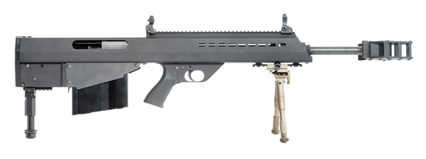 St George Arms 50 BMG Bullpup Rifle