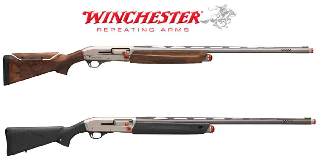 Winchester Repeating Arms Super X3 Shotgun Line
