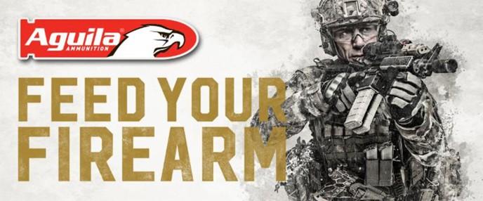 Aguila Ammunition - Feed Your Firearm