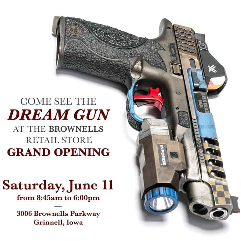 Apex - Brownells Dream Gun