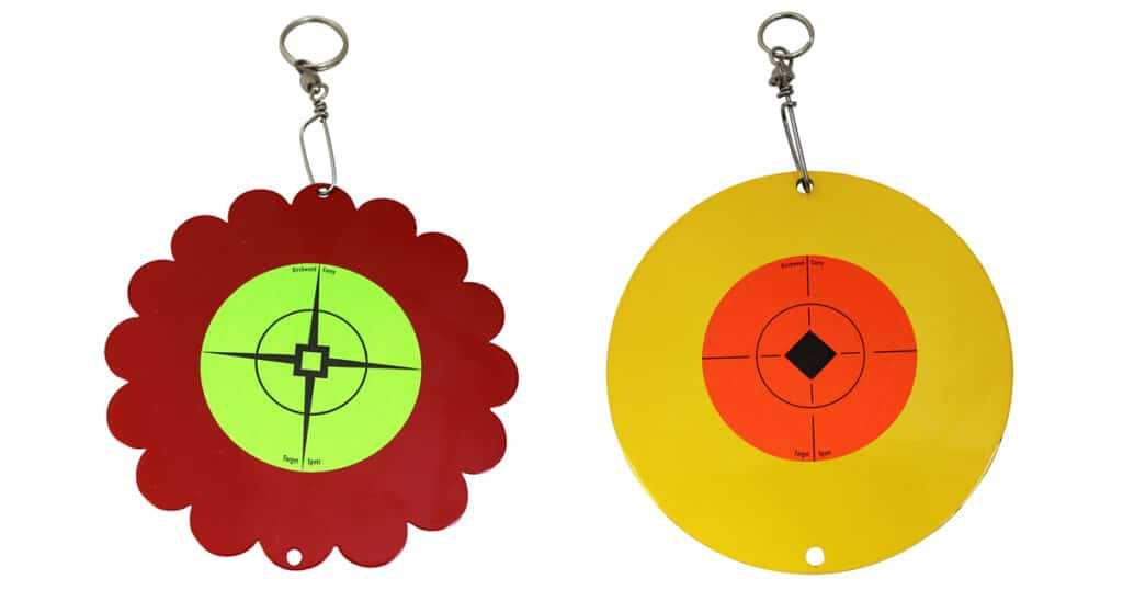 Birchwood Casey Shoot-N-Spin Targets