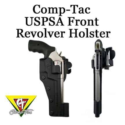 Comp-Tac USPSA Revolver Holster