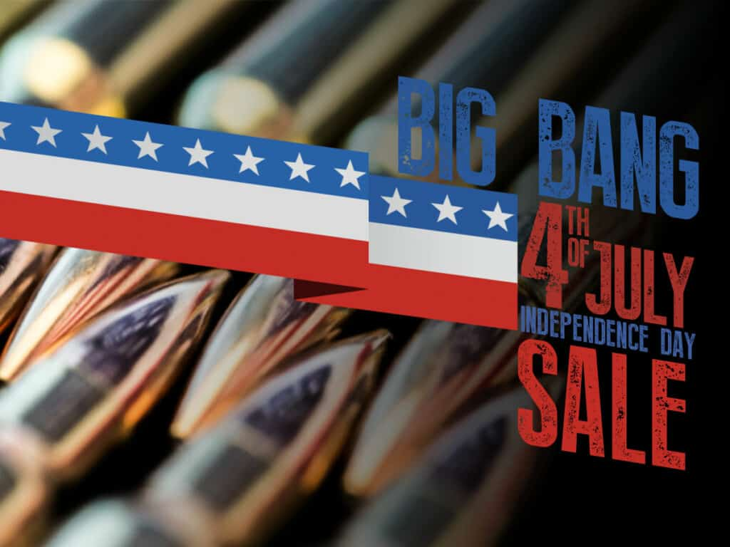 Gorilla Ammunition Big Bang Sales Event