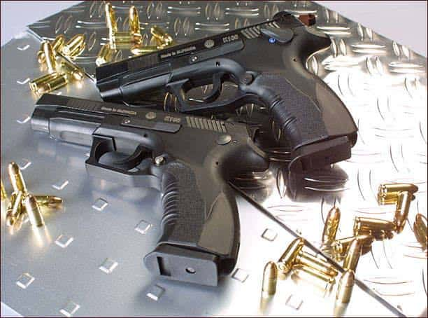 Grand Power Pistols