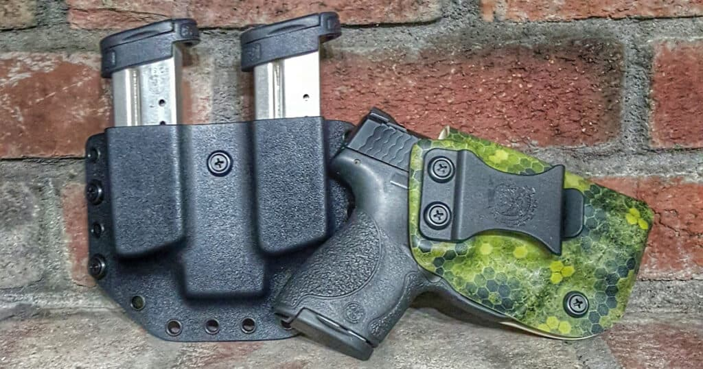 Kydex Holster and Mag Carrier from Gearcraft Holsters