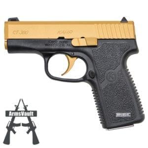 Kahr Cerakote Gold 380 ACP - CT3833CG