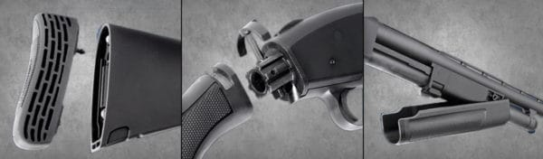 Mossberg 500 FLEX 20-Gauge Shotgun