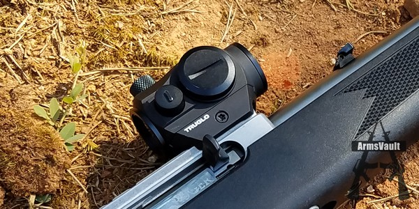 Ruger 10-22 with TruGlo TRU-TEC Red Dot