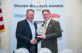 Sig Sauer Golden Bullseye Award