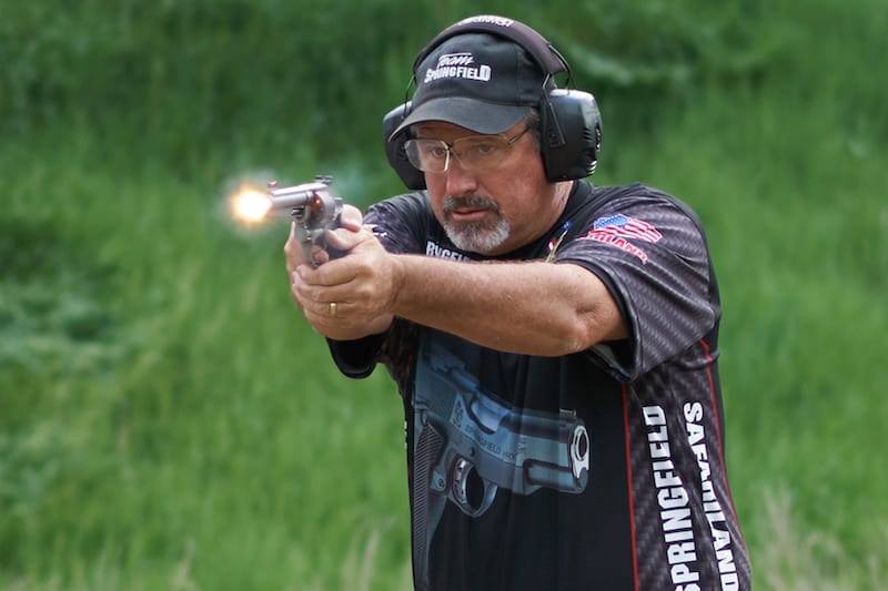 2016 USPSA Revolver Nationals