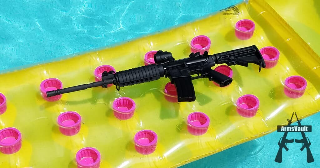 Windham Weaponry AR-15 - Stayin Cool