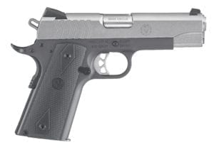 Ruger SR1911 Chambered in 9mm