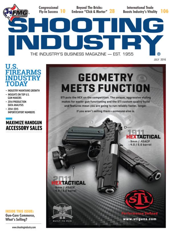 Shooting Industry July 2016