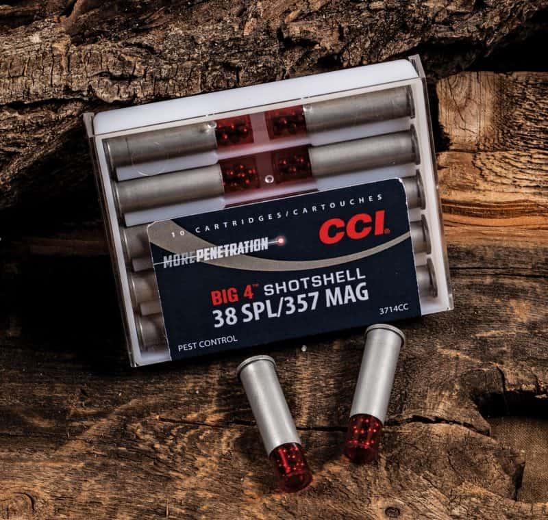 CCI Ammunition Handgun Shotshell