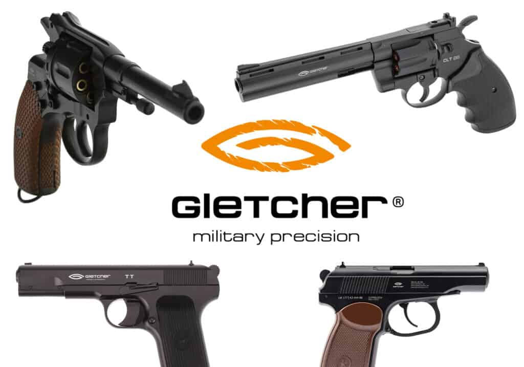 Gletcher Airgun