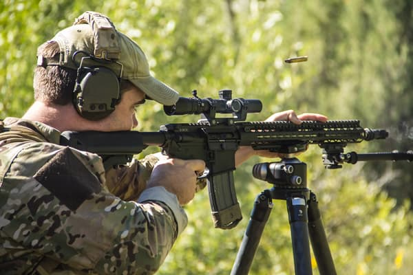 Nightforce Precision Tactical 2 Rifle Match