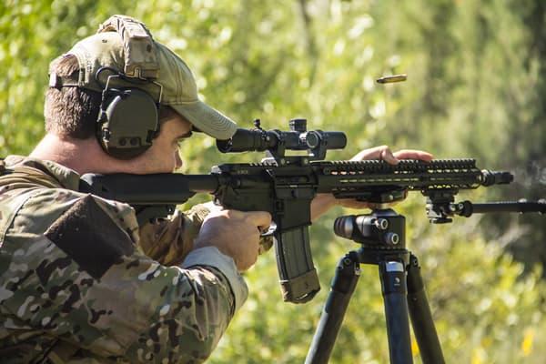 Nightforce Precision Tactical 2 Rifle Match