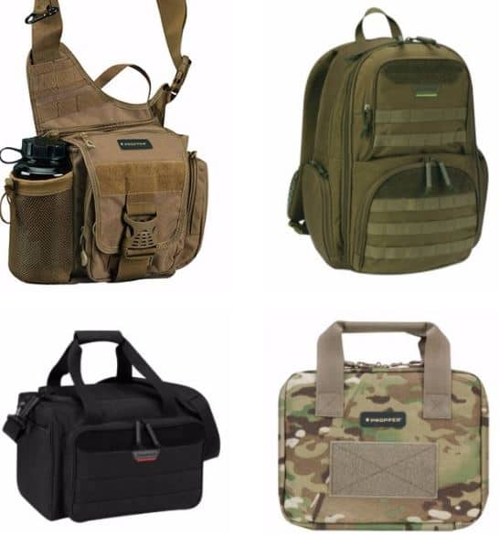 Propper Bags and Bag Accessories